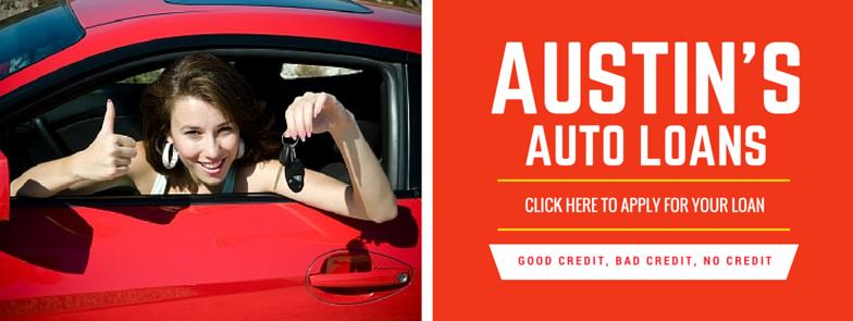 Auto Loans Austin