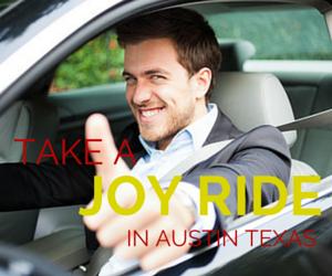 joy ride Austin Texas